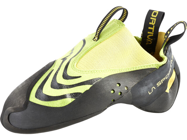 La Sportiva Speedster Pies de gato, lime/yellow